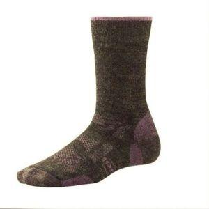 Smartwool M 1 pair Outdoor Wool Blend Socks NWT